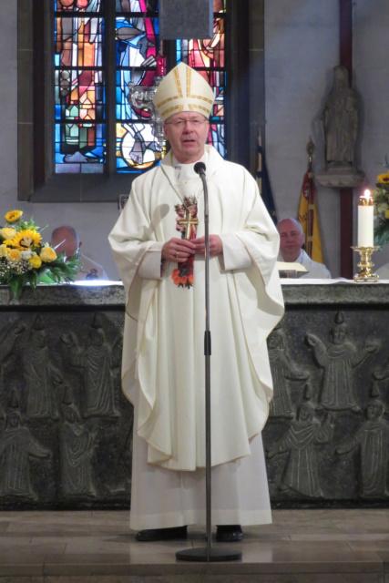 Weihbischof Dr. Stefan Zekorn